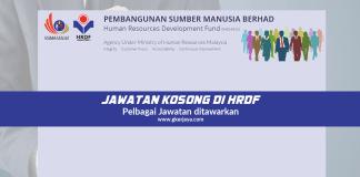 Jawatan Kosong Terkini Pembangunan sumber manusia berhad