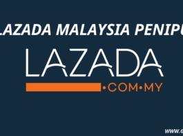 Lazada Malaysia Penipu benarkan
