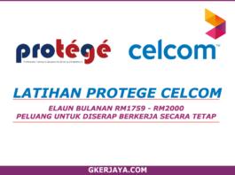 Celcom Axiata Protege Trainee