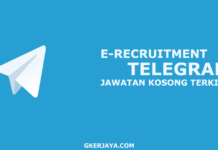 E-recruitment Group Telegram Pencarian Kerja