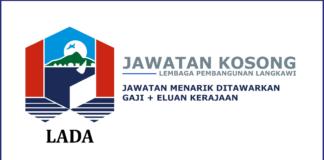Iklan Kerjaya Lembaga Pembangunan Langkawi ( LADA) (1)