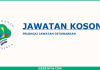 Iklan jawatan kosong Perbadanan Putrajaya