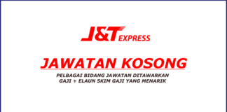 Jawatan Kosong J&T Express