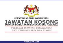 Jawatan Kosong Kementerian Tenaga Dan Sumber Asli (1)