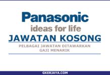 Jawatan Kosong Panasonic (1)