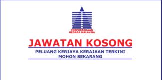 Jawatan Kosong Perpustakaan Negara Malaysia (1)
