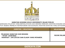 Kerja Kini Kolej Universiti Islam Perlis (1)
