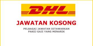 Kerja Kosong DHL Express (Malaysia) (1)