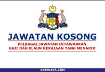 Kerja Kosong Jabatan Ketua Menteri Melaka Mohon Sekarang (1)