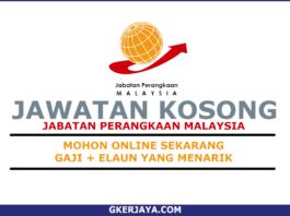 Kerja Kosong Jabatan Perangkaan Selangor