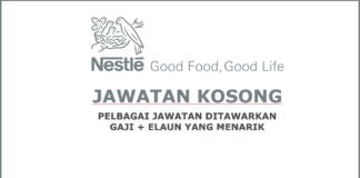Kerja Kosong Nestle Malaysia