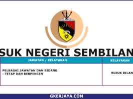 Kerja Terkini Pejabat Setiausaha Kerajaan Negeri Sembilan (1)