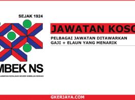 Koperasi Melayu Berjawatan Kerajaan Negeri Sembilan Berhad (1)