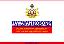 Peluang Kerjaya Jabatan Perkhidmatan Awam Negeri Kelantan (1)