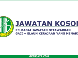 Peluang Kerjaya Majlis Ugama Islam Sabah