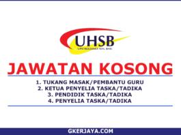 Peluang Kerjaya Terkini UHSB (1)