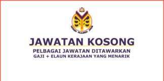 Peluang Kerjaya Yayasan Pelajaran Johor