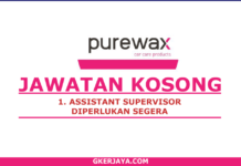 Peluang kerjaya Purewax Malaysia