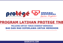 Program Latihan Protege TNB