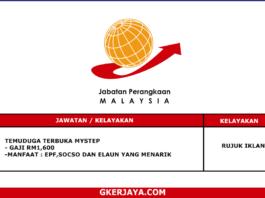 Temuduga MySTEP Jabatan perangkaan Malaysia Johor (1)
