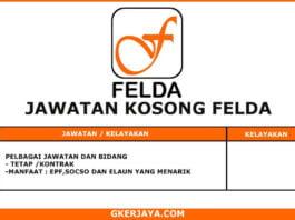 Terkini Jawatan Kosong FELDA (1)